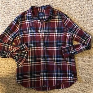American Eagle Outfitters Shirts - Flannel shirt
